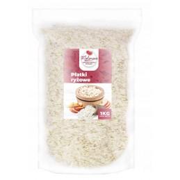 Płatki ryżowe 1kg