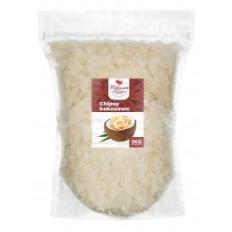 Chipsy kokosowe 1kg