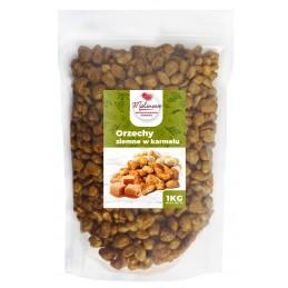 Orzechy ziemne karmel 1kg