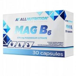 Allnutririon MAG B6 30kap