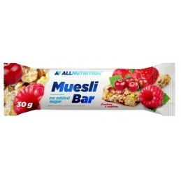 Allnutrition muesli bar 30g...