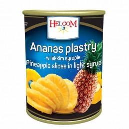 Ananas kawałki 580ml