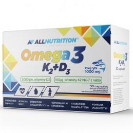 Allnutrition Omega 3 D3+K2...