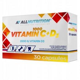 Allnutrition Vitamin C+D3...
