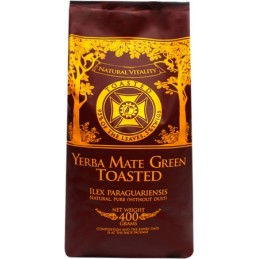 Yerba Verde Green Toasted 500g