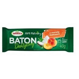 Baton daktylowy z kokosem i...