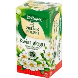 Herbata kwiat głogu 20szt