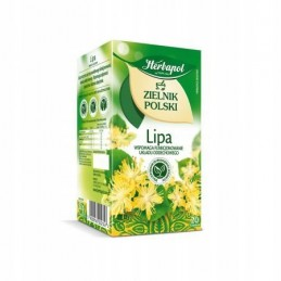 Herbata Lipa 20szt
