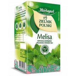 Herbata melisa 20szt