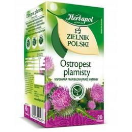Herbata Ostropest Plamisty...