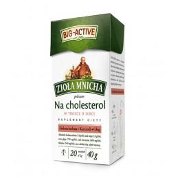 Herbata ZM na cholesterol...