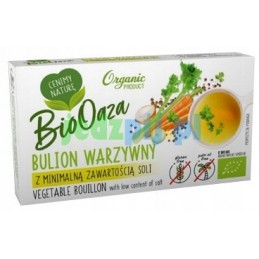 Bio bulion warzywny 66g