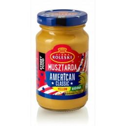 Musztarda american classic...