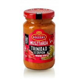 Musztarda Trinidad scorpion...