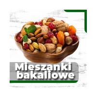 MIESZANKI BAKALIOWE