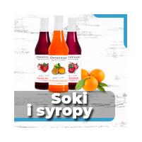 SOKI, SYROPY